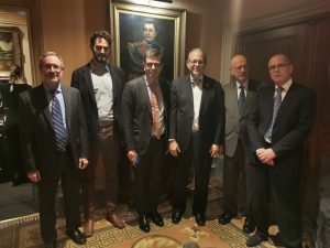 B'nai B'rith's Fourth International Mission in Athens